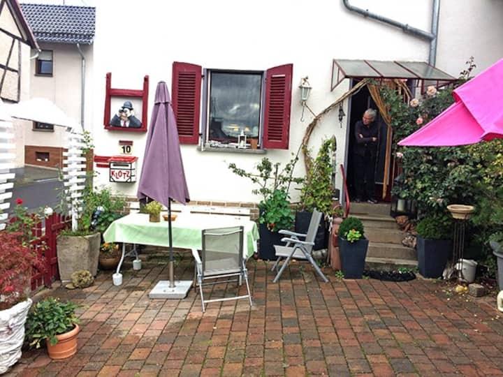 Nürburgringnähe: Urlaub auf dem Kreativhof  DZ Süd