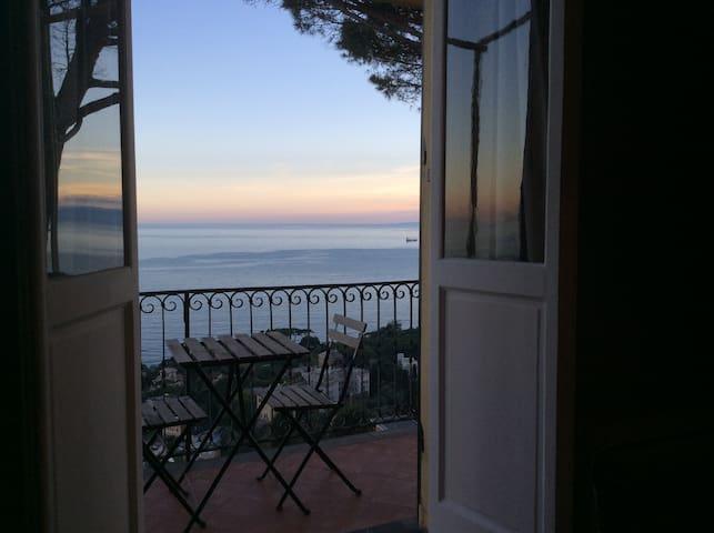 An amazing view on the sea - Genova Nervi - Pis