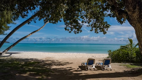 Directly on the Beach - Cote D'or - Praslin