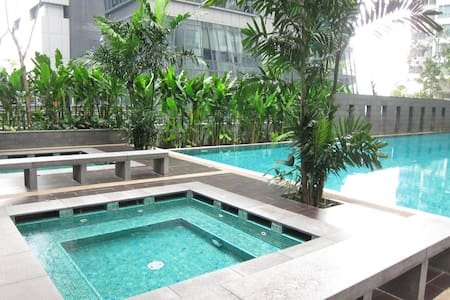 Comfort & Convenience - KL Sentral - Apartment
