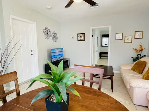 Acogedor 1 dormitorio W Central Downtown Fort Lauderdale