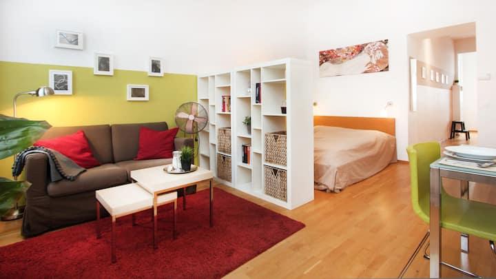 Cosy Studio Vienna Prater - 35m2