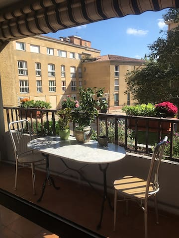 Nice & Quiet Appartment Perfect Location Provence - Salon-de-Provence - Flat