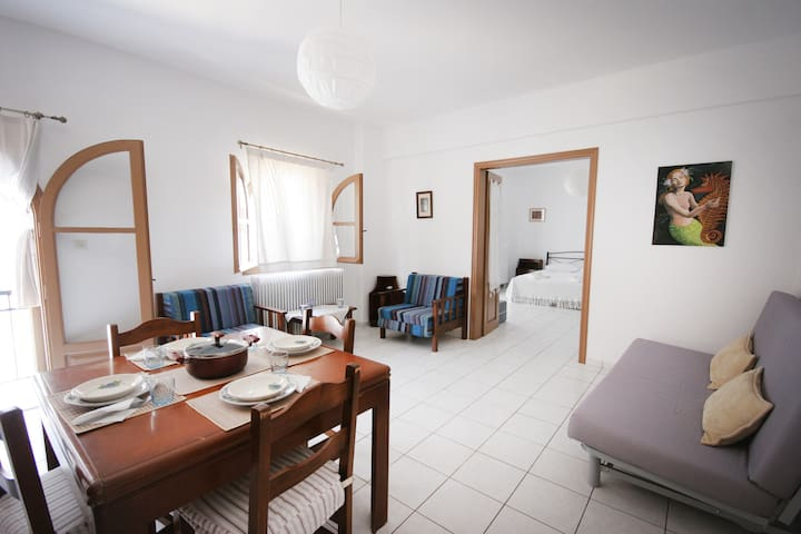 Spacious Skiathos Town Appartment