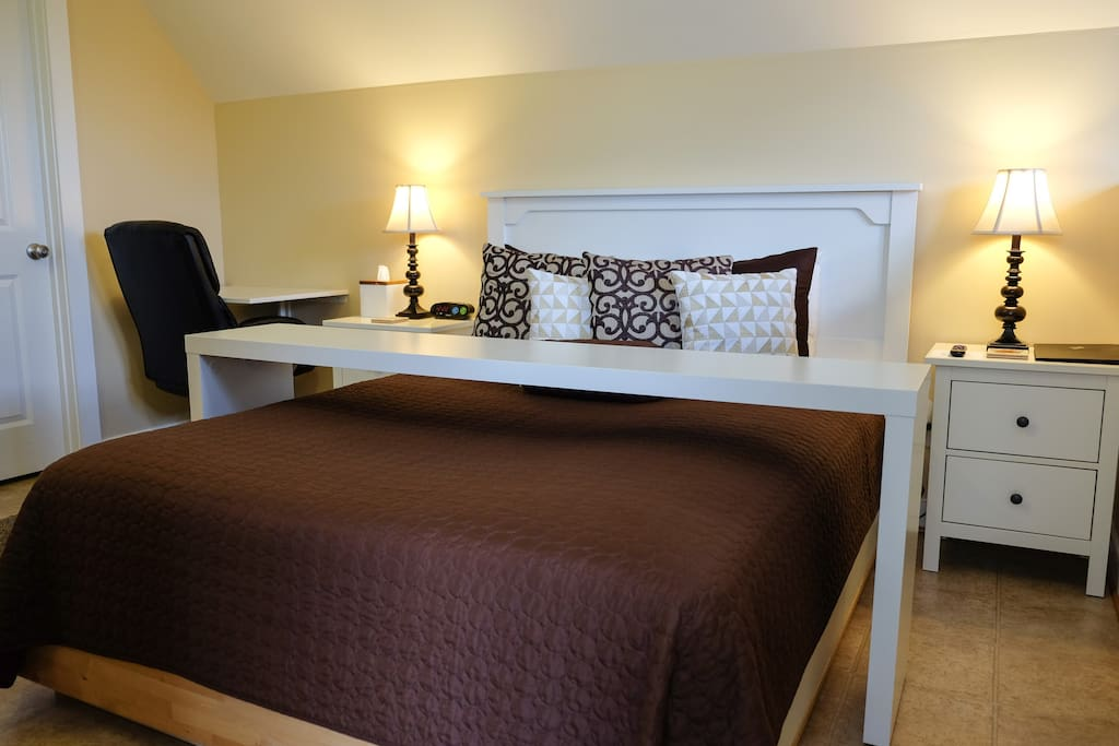 Private 1 bedroom studio apartment guesthouses for rent for One bedroom apartments in charlottesville va