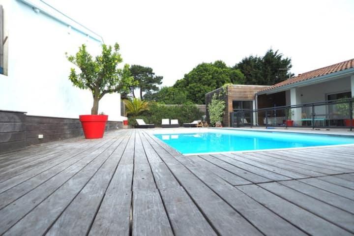 Biarritz limite Arcangues
