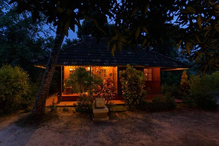 Heritage Marari - Deluxe Cottage - Mararikulam - Huvila