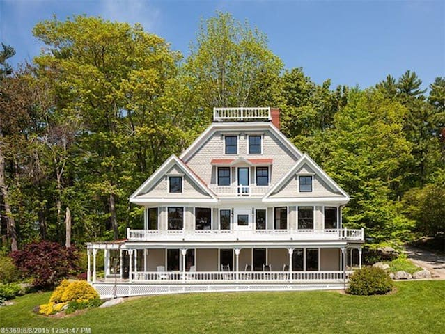Perfect In-town Summer Cottage - Camden - House