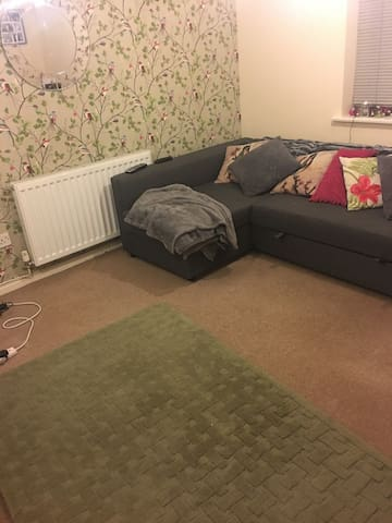 Perfect for sports event - 5 mins from City Centre