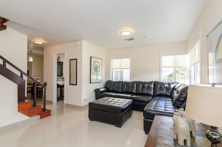 Beach House 3 Bed Private Parking - Miami Beach - Casa