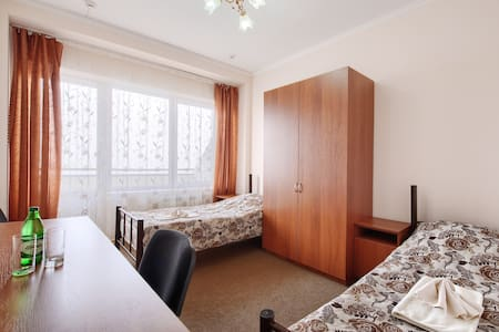 Гостиница «Машук» эконом двухместный - Pyatigorsk - Bed & Breakfast