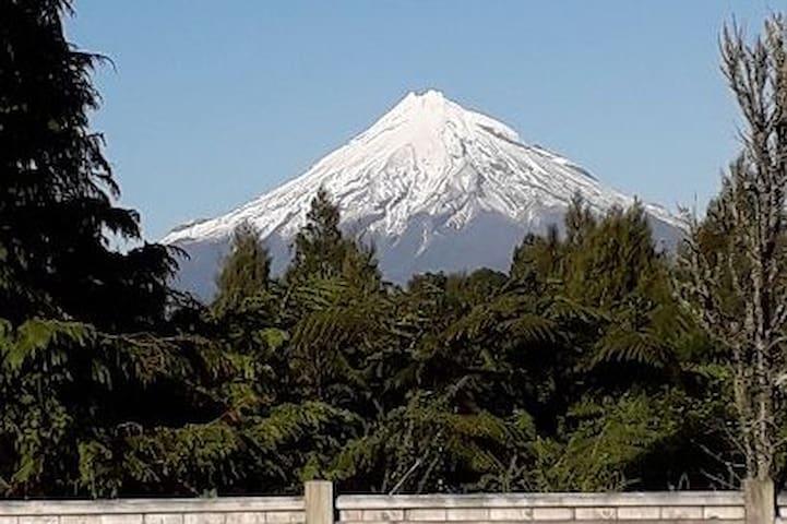 Mountain view luxury