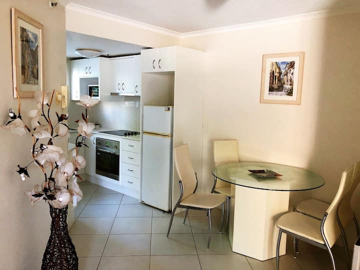 Ground Floor 1 Bedroom apartment with large yard
