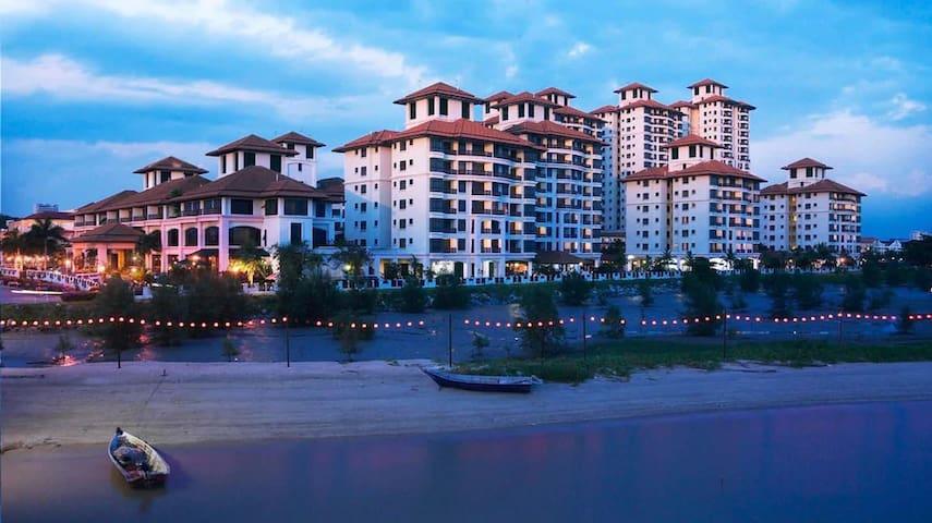Mahkota Luxury Designer Boutique Hotel Melaka Town
