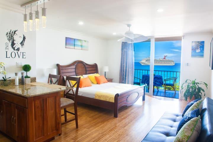 ❤️Ocean Front Montego Bay Club Beach Best Location