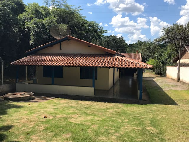 Chácara Casa de campo Rancho à beira do Rio Pardo