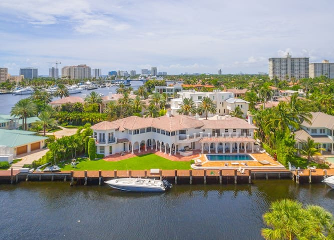 Pelican Isle - Fort Lauderdale - Apartamento