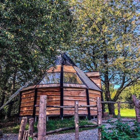 New Stargazer Cabin - Monmouth Walking Distance