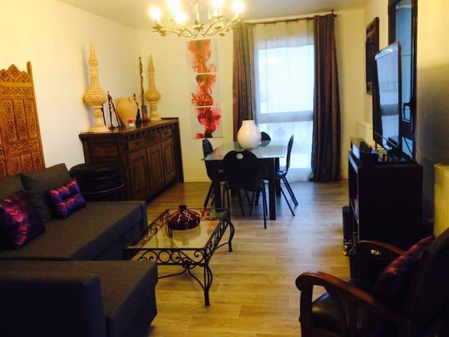 appartement famillial proche de Versailles - Guyancourt - Leilighet