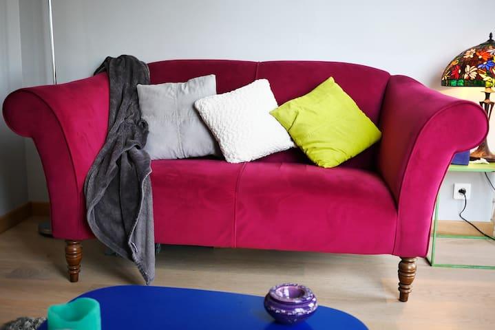 Cozy apartment at the heart of Paris!