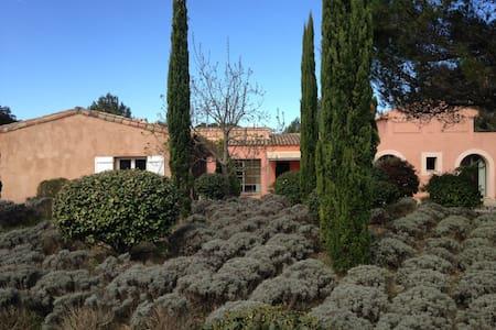 Provence campagne Aixoise - Saint-Cannat - Haus