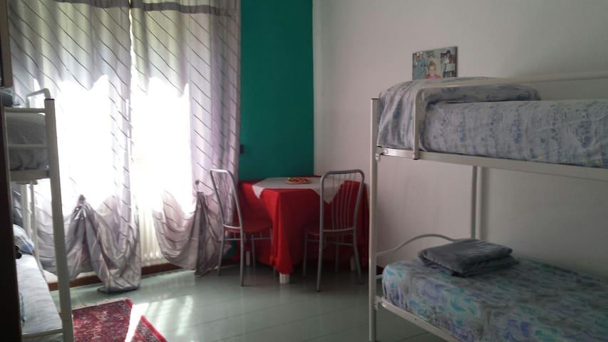 Stanza #1 Smeraldo - Gordona - Bed & Breakfast