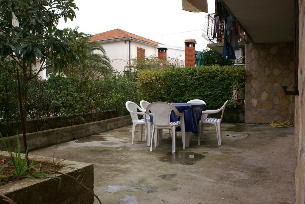Terrace, Surface: 40 m²