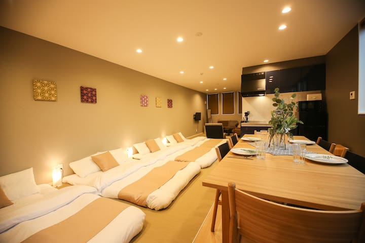 ★Newly built in 2019★japan designers's room!