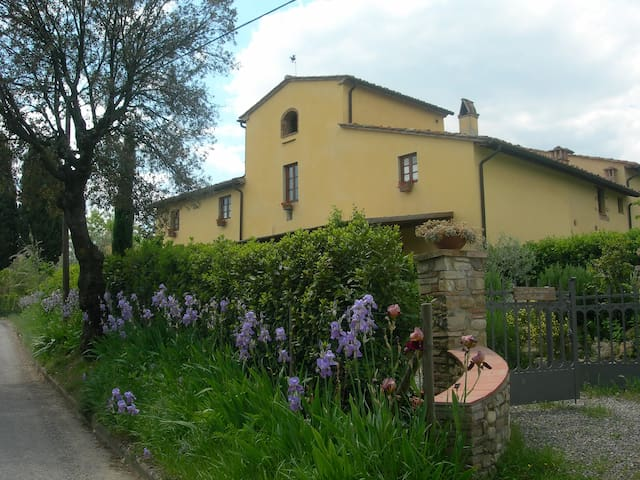 BellaColonica nel cuore del Chianti - Barberino Val D'elsa - House