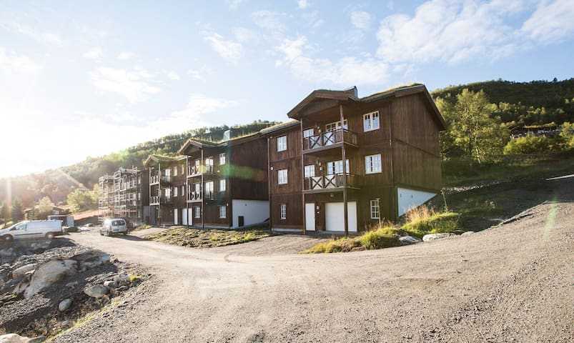 "Mountain Lodge in Stranda, ""Strandadalen"" - Stranda - Cabin"