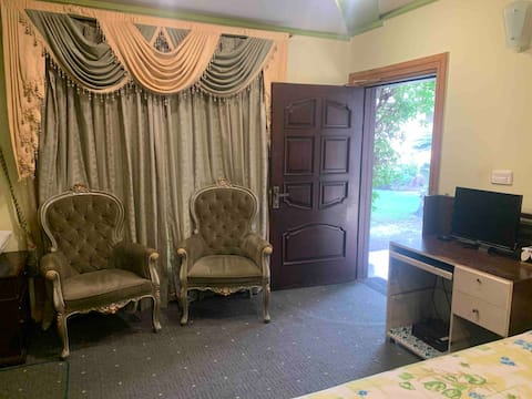 Family house available