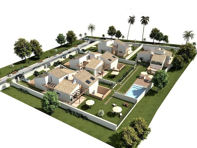 Villas La Barrosa - Chiclana de la Frontera - Villa