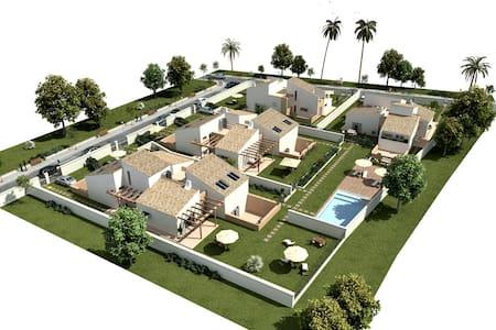 Villas La Barrosa - Chiclana de la Frontera