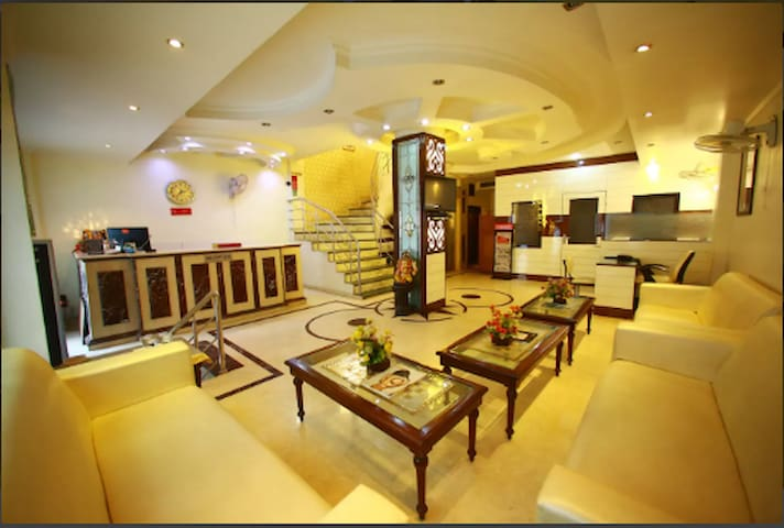 Modernly quaint stay at d heart of delhi
