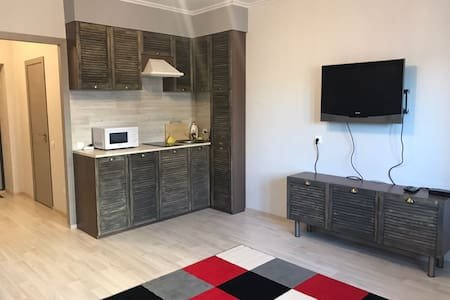 Квартира-студия  в Архангельске в новом доме