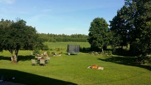 Cozy Countryside detached House near Tallinn