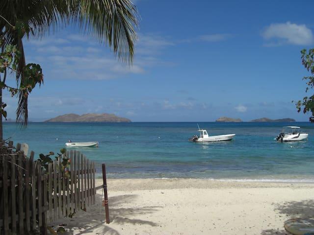 Calme et vue exceptionnelle Pointe Milou. - Gustavia - Talo
