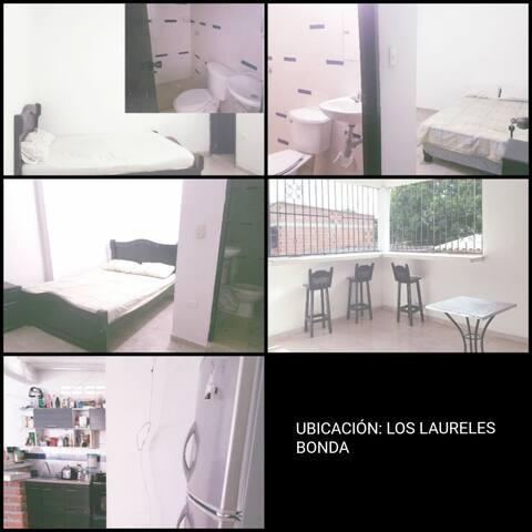 Casa Los laureles, bonda