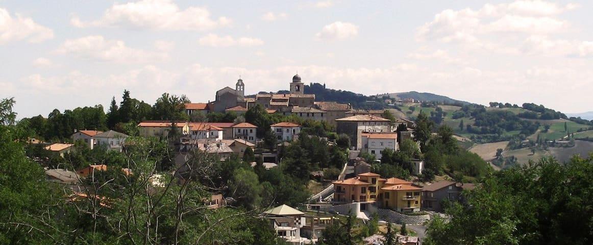 Appartamenti vicino a San Marino nel Montefeltro