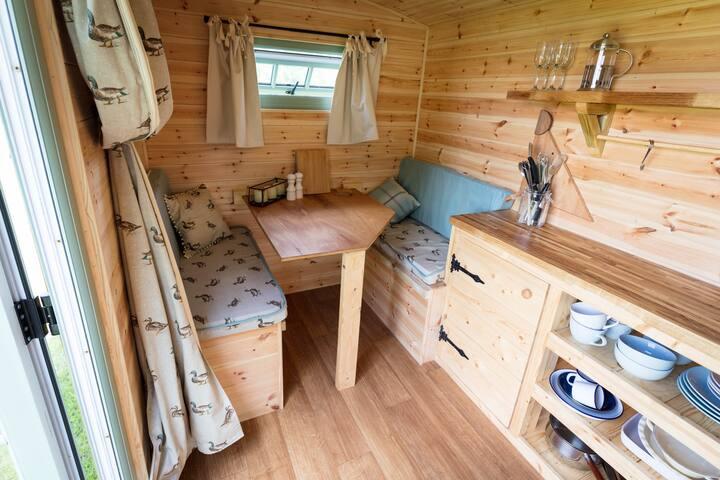 The Duck Shepherd's Hut