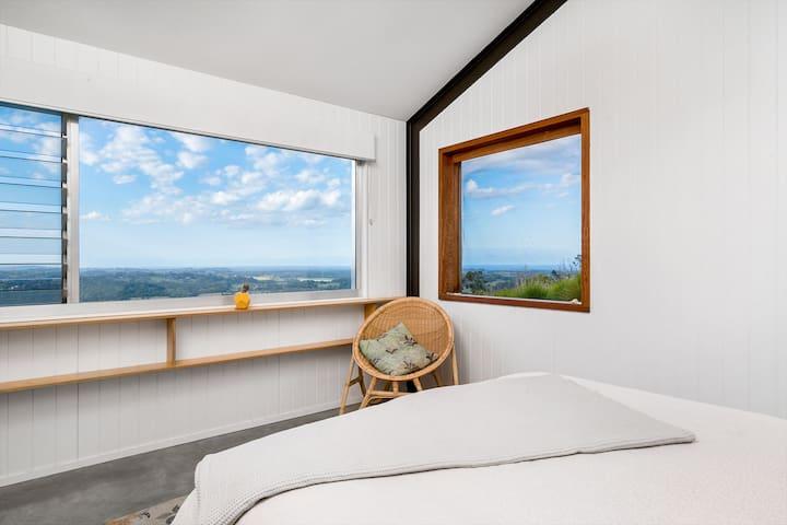 Possum Shoot Shed - Byron Bay - Bedroom 1