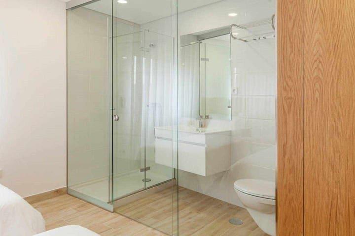 Central Suites 3 - Quarto privado 4