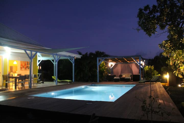 Villa tout confort avec piscine privative