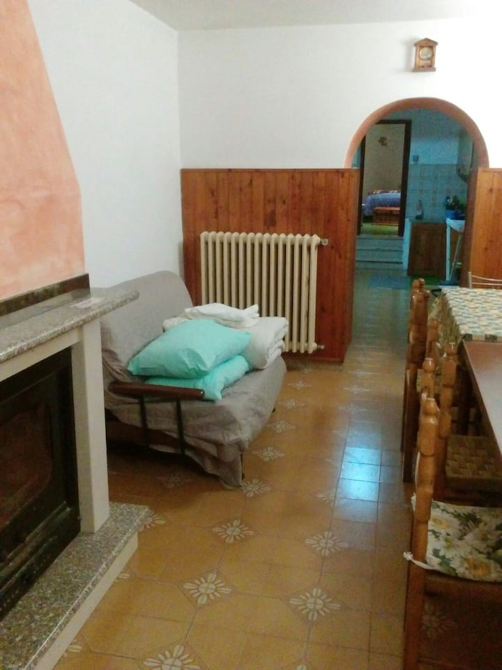 Casa di montagna Petrella Liri