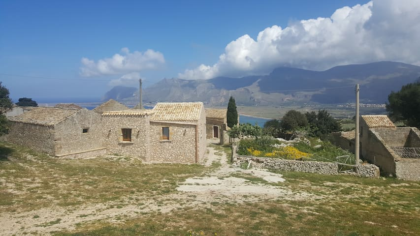 Vecchio Baglio Cofano - Custonaci - House