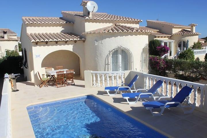 Villa 53 à louer Costa Blanca (Benitachell)