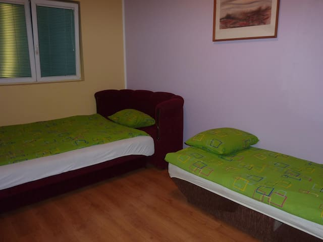 The app is 5 min from Exit fest - Petrovaradin - Appartement