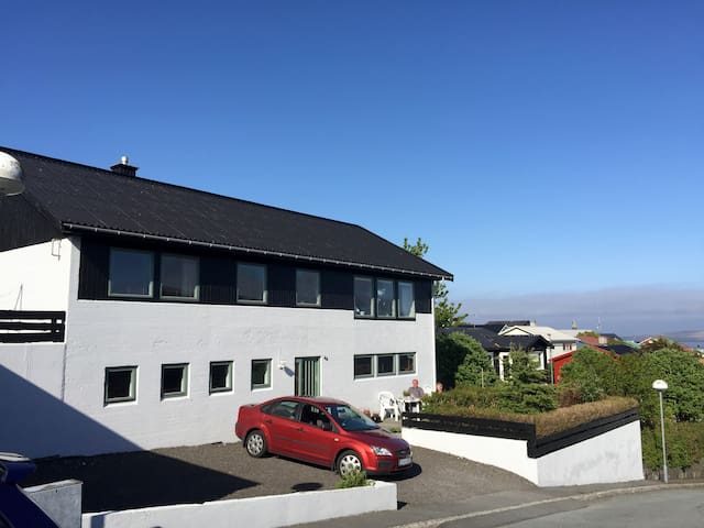 Lovely apartment in the Capital, Tórshavn - Tórshavn - House