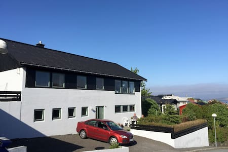 Lovely apartment in the Capital, Tórshavn