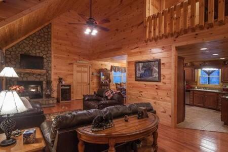 Bearadise Lodge - Morganton